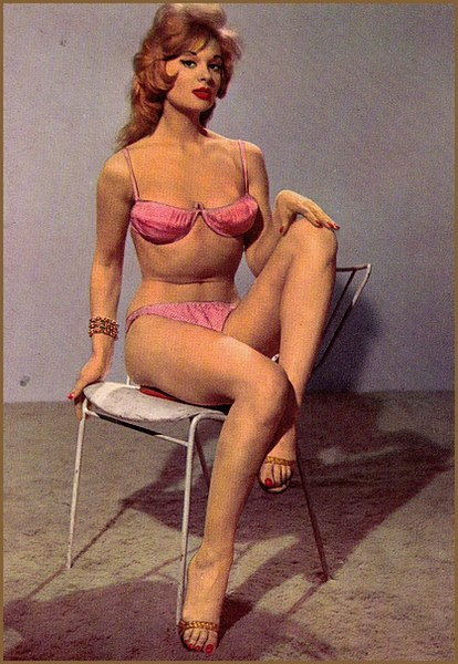 Claire Gordon Pin-Up Bikini